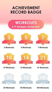 Abs Workout Weight Loss App Tabata HIIT6