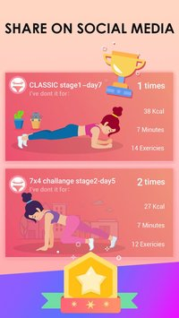 Abs Workout Weight Loss App Tabata HIIT7