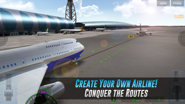 Airline Commander A real flight experience1