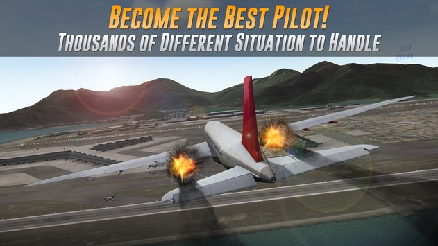 Airline Commander A real flight experience3