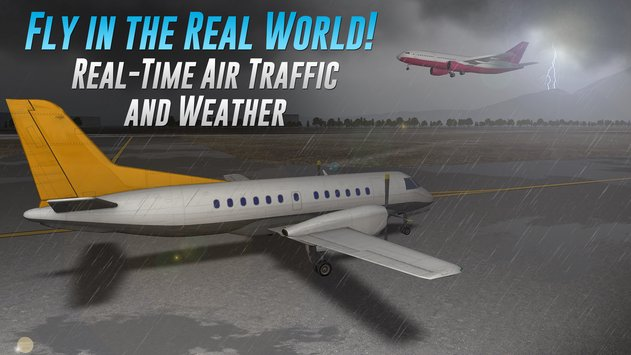 Airline Commander A real flight experience4