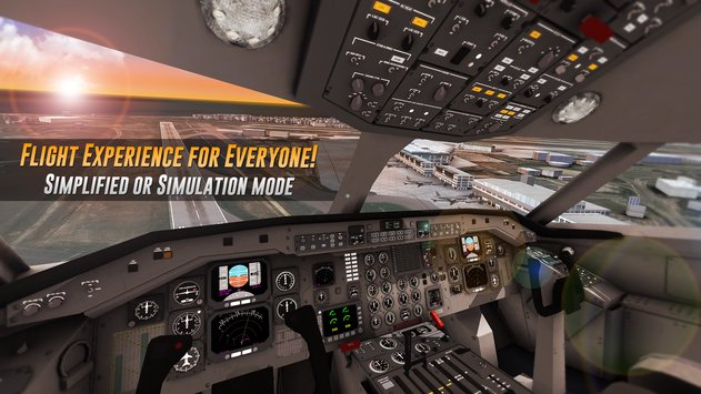 Airline Commander A real flight experience5
