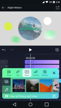 Alight Motion Video and Animation Editor3