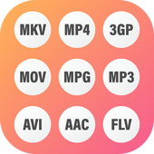 Audio Video Format Factory 4k Video to mp4