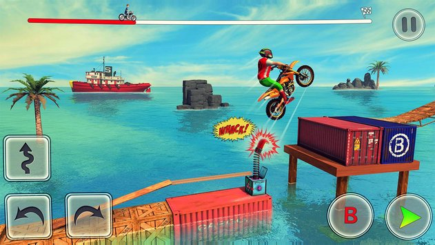 Bike Stunt Tricks Master3