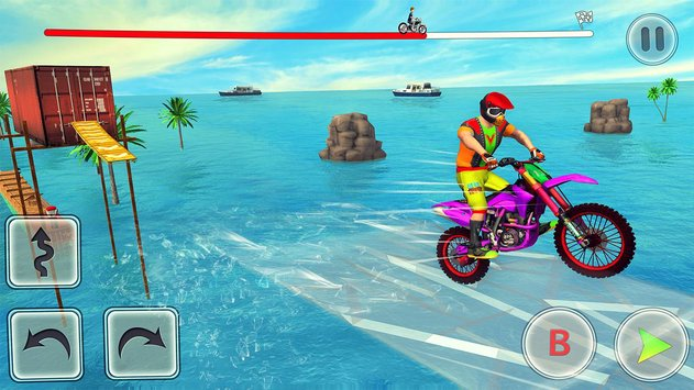 Bike Stunt Tricks Master4