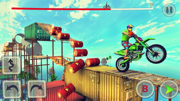 Bike Stunt Tricks Master5