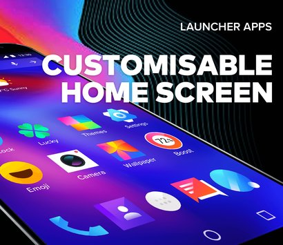 Bling Launcher Live Wallpapers Themes1