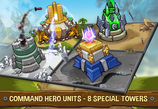 Castle King Tower Defense2