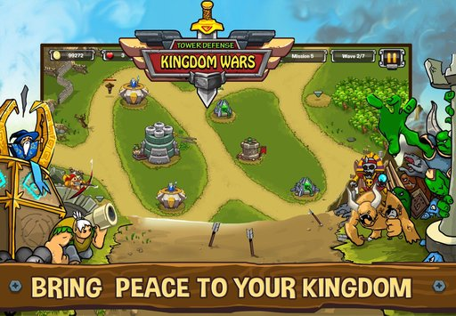 Castle King Tower Defense4