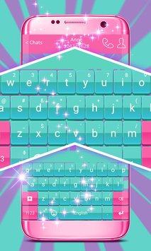 Colorful Keyboard for Android3