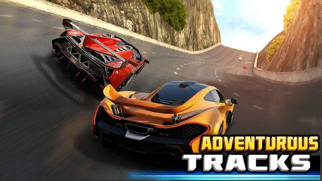 Crazy for Speed 2 1