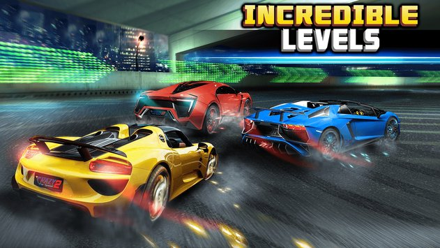 Crazy for Speed 2 2