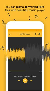 Easy Mp3 converter Convert video to mp3 2