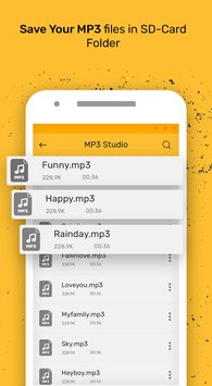 Easy Mp3 converter Convert video to mp3 3