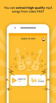Easy Mp3 converter Convert video to mp3 5