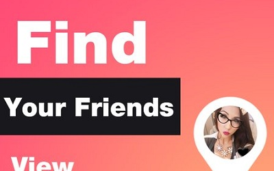 Friend Finder Location Track