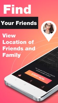 Friend Finder Location Track1