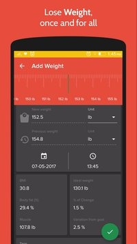 Health Fitness Tracker with Calorie Counter2