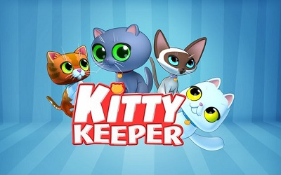 Kitty Keeper Cat Collector