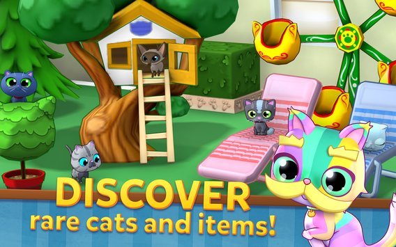 Kitty Keeper Cat Collector2