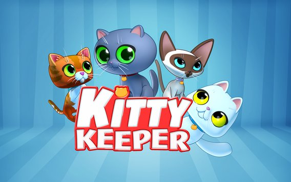 Kitty Keeper Cat Collector7