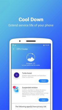 Max Optimizer Pro easy to use boost phone fast4