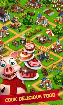 My Farm Town Village Life Top Farm Offline Game5