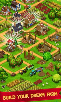 My Farm Town Village Life Top Farm Offline Game6