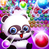 Panda Bubble Pop Bear Bubble Shooter Game