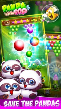 Panda Bubble Pop Bear Bubble Shooter Game3