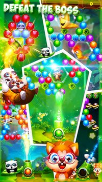 Panda Bubble Pop Bear Bubble Shooter Game6