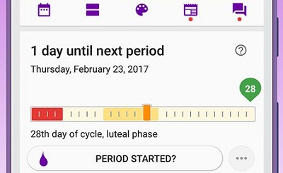 Period and Ovulation Tracker Period Tracker