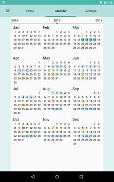 Period and Ovulation Tracker Period Tracker13