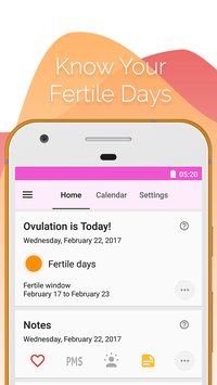 Period and Ovulation Tracker Period Tracker18