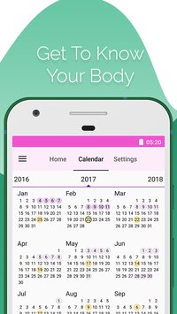 Period and Ovulation Tracker Period Tracker5