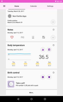 Period and Ovulation Tracker Period Tracker9
