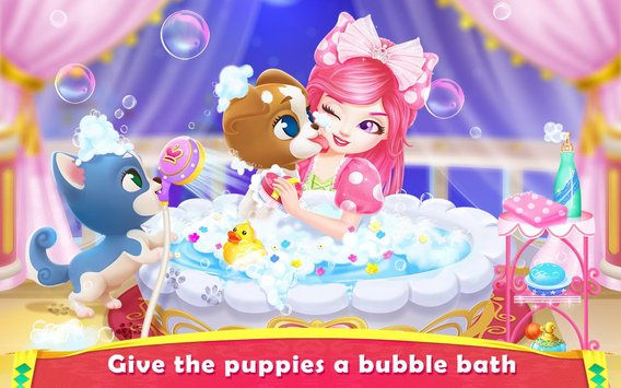 Royal Puppy Costume Party4