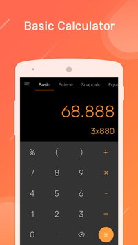 Smart Calculator Snap to Solve Math Problems1