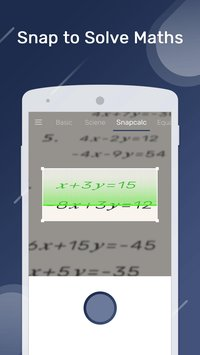 Smart Calculator Snap to Solve Math Problems2