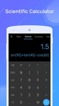 Smart Calculator Snap to Solve Math Problems4