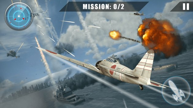 Total Air Fighters War2