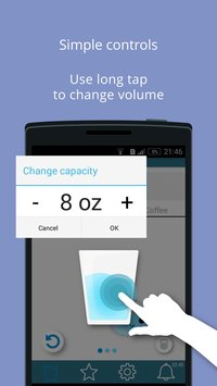Water Time aqua reminder h2o tracker for health2