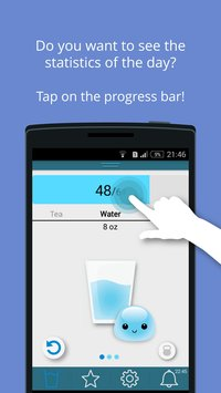Water Time aqua reminder h2o tracker for health3