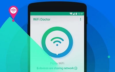 WiFi Doctor Detect Boost