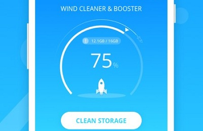 Wind Cleaner and Booster Pro