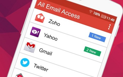 All Email Access Email Provider