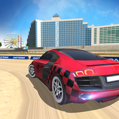 Deltona Beach Racing Car Racing 3D