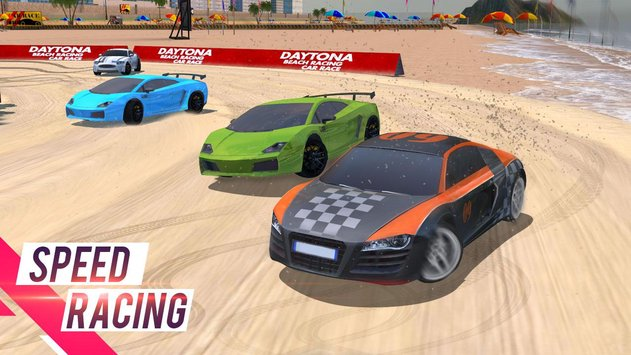 Deltona Beach Racing Car Racing 3D3
