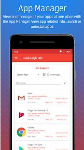 Droid Insight 360 File App Manager Device Info4